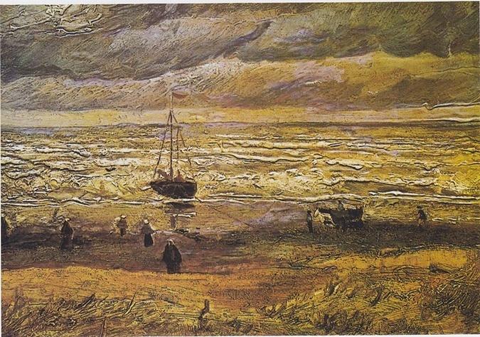 В музей Амстердама вернули похищенные картины Ван Гога фото 1