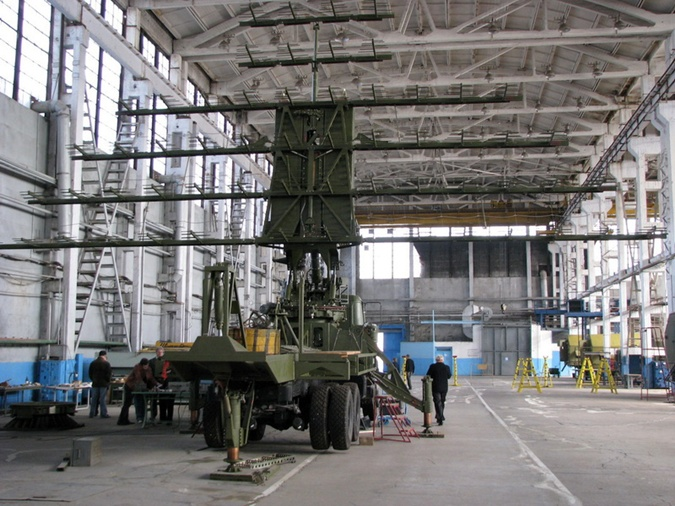 На запорожском заводе сообщили о создании