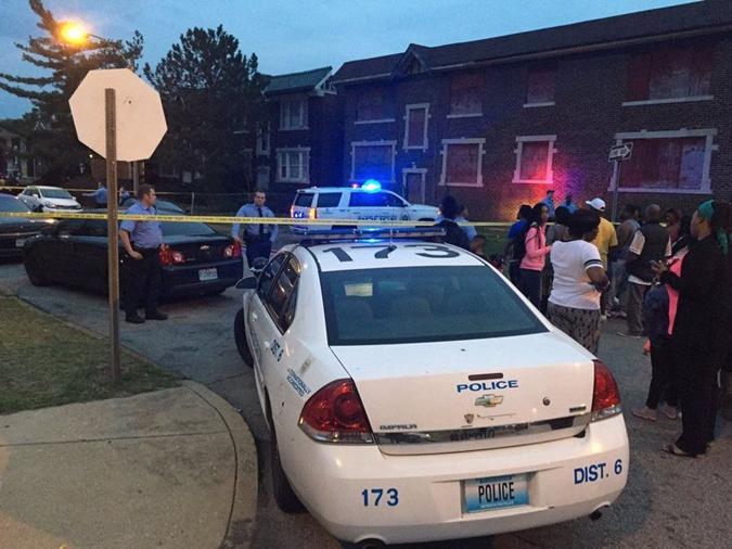 15-летний подросток погиб во время стрельбы в США фото 2