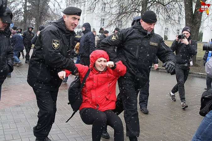 День воли в Беларуси: что за праздник и почему он закончился арестами фото 4