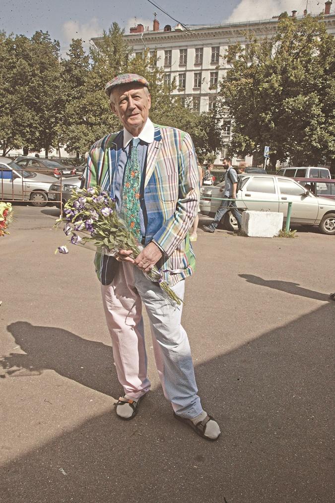 Валентин Гафт: Я влюбился в Евгения Евтушенко, как влюбляются в женщину фото 2
