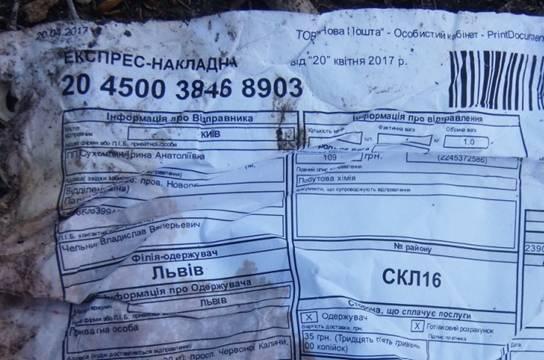 К годовщине взрыва на ЧАЭС Львов подбросил в зону мусора фото 2
