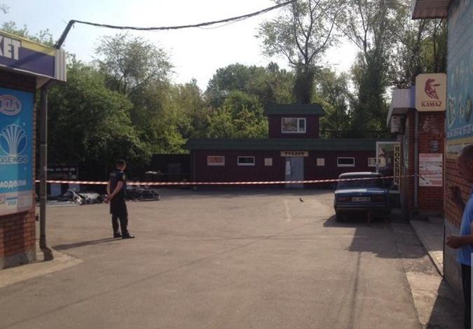 Назаводе Кривого Рога произошел обвал, умер 1 человек