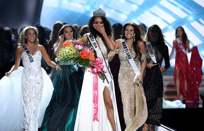 Мисс США-2017 выбрали физика-ядерщика
