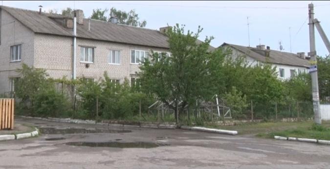 Жители села Пески: