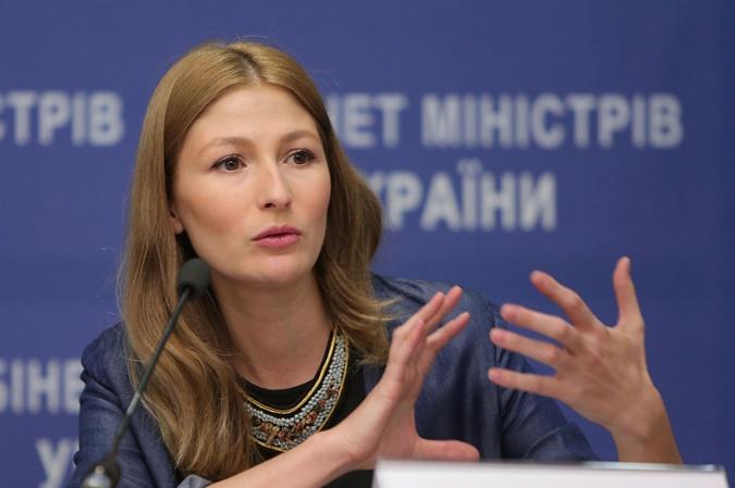 Эмине Джапарова.