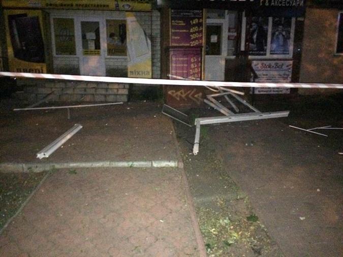 Взрыв квартиры вВышгороде произошел из-за гранаты