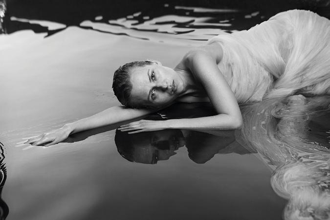 Елена Кравец показала свою естественную красоту фото 3