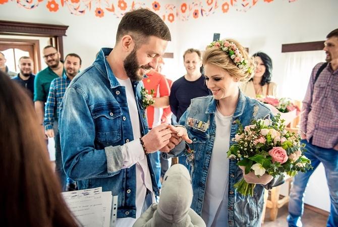Секс на украинской свадьбе