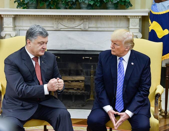 Встреча с Трампом: сигналы в пользу Петра Порошенко фото 2