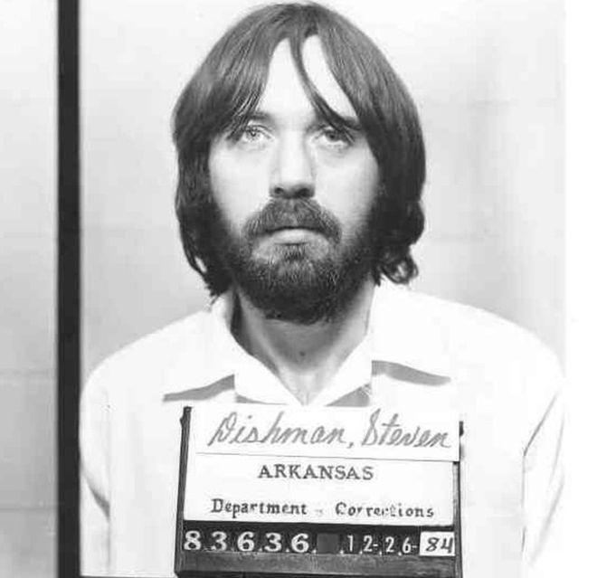 На момент заключения Дишману было 28 лет. Фото: Департамент исправительных учреждений штата Арканзас