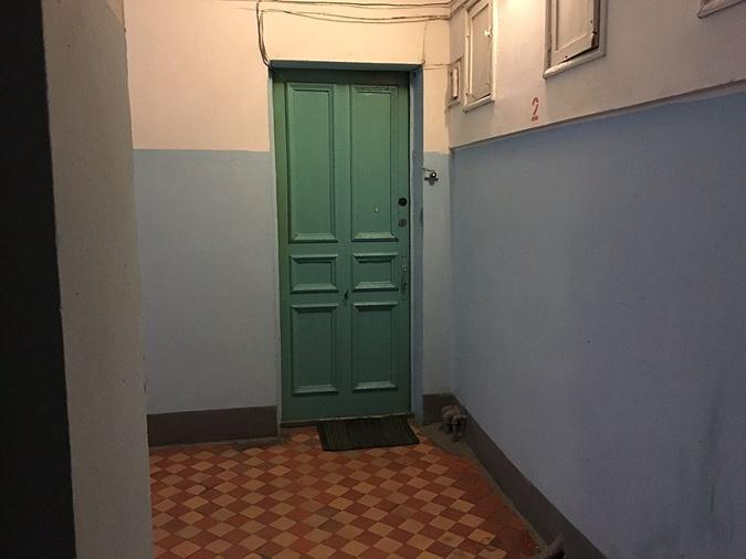 Последние несколько лет за этой дверью творился настоящий кошмар.