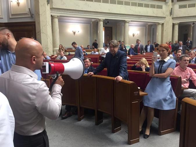 Суд арестовал Добкина с задатком  в50 млн грн