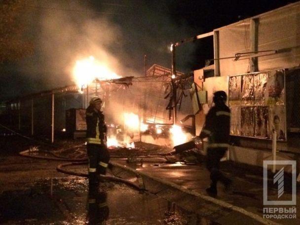 ВОдессе горел клуб «Пляжник», строение фактически навсе 100% уничтожено,