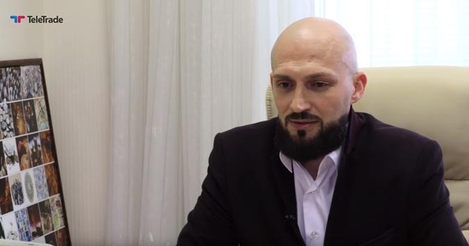 Олег Кулаков рад сотрудничству с Телетрейд