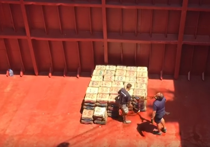 ВИспании задержали сухогруз сукраинцами
