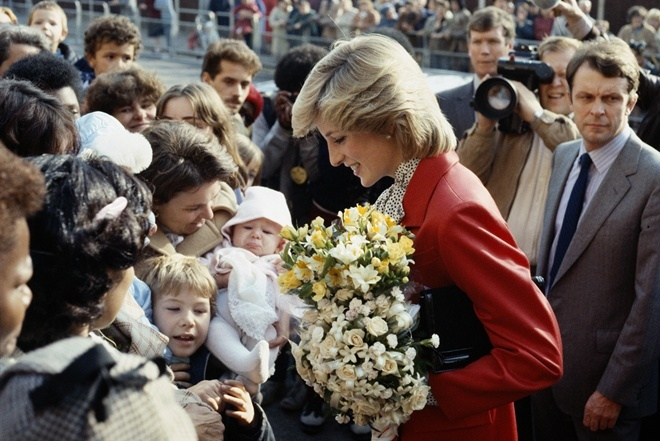 Принцессу Диану обожали миллионы людей по всему миру. Фото: Getty Images