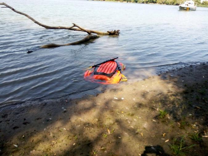 Измаильские таможенники обнаружили резиновую лодку снелегалом изИндии