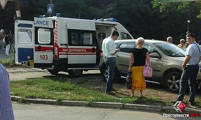 Стрельба на дороге в Николаеве: пострадавший находится в тяжелом состоянии фото 1