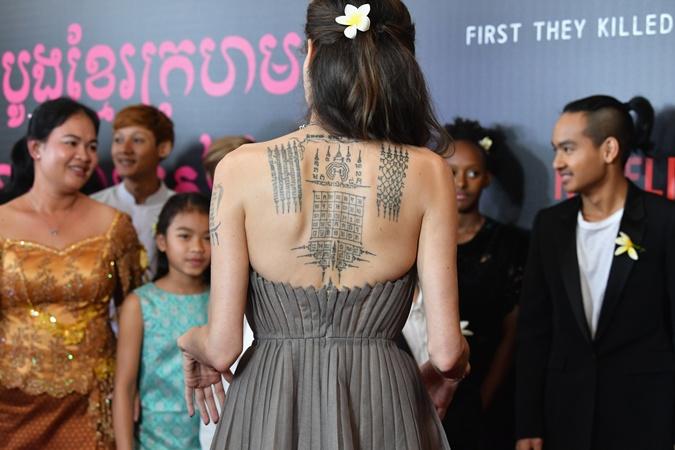 Камбоджа выдвинула на«Оскар» фильм Анджелины Джоли