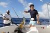 - Надоело мячи ловить, поймаю тунца!