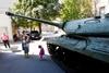Танк ИС-3 вернули в музей