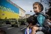 Парад на Майдане в День Независимости Украины