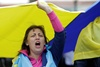 Члены украинской диаспоры в Праге отметили День Независимости Украины