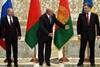 Переговоры в Минске: первая встреча Порошенко и Путина