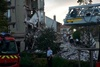 Взрыв дома в Париже: двое погибли