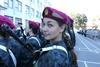 В Нацгвардию массово вступают девушки