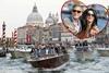 Джорж Клуни и его избранница Амаль Аламуддин  женились в Венеции