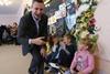 Кличко посетил один из столичных детских садиков