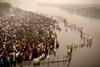 В Индии проходит традиционный фестиваль Чат Пуджа