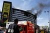 В Париже горит Дом Радио