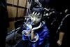 Жуткие маски на China Fashion Week
