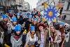 Парад вертепов в Харькове