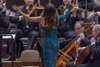 Ани Лорак выступила в первом зале мира