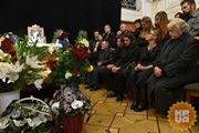 Похороны Оксаны Батько-Нищук: актрису подкосил вечер памяти Богдана Ступки