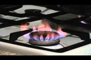 Украинцы жалуются на красный газ в конфорках