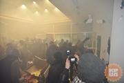 Погромщики с Майдана:  Мы – патриоты, нам нечего бояться