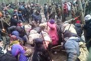 Жители Старого Села:  Перестрелки с бандитами у нас  бывают чаще, чем фейерверки в Киеве