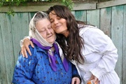 Бабушке Наташи Королевой нравился Николаев. А стриптизер Тарзан пришелся не по душе