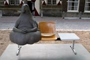Создательница  Ждуна :  Я бы хотела привезти свою скульптуру в Украину