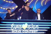 За кадром  Евровидения : записки Данилко и шутки Притулы