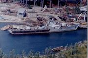 Контр-адмирал запаса Николай Жибарев:  Я сохранил штурвал корабля, который первым поднял украинский флаг