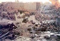 """Здание панорамы  """"Оборона Севастополя 1854–1855 гг. """" было возведено в 1902–1904 гг. по проекту инженера О.Энберга и..."""