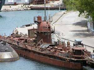 Реанимируют подводный флот украины