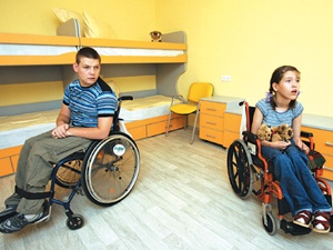Решение проблемы реабилитации детей-инвалидов возможно только совместными усилиями