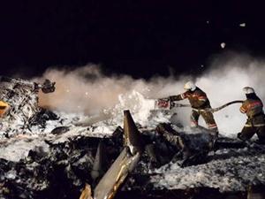 Реакция телезрителей на отмену развлечений на ТВ из-за авиакатастрофы